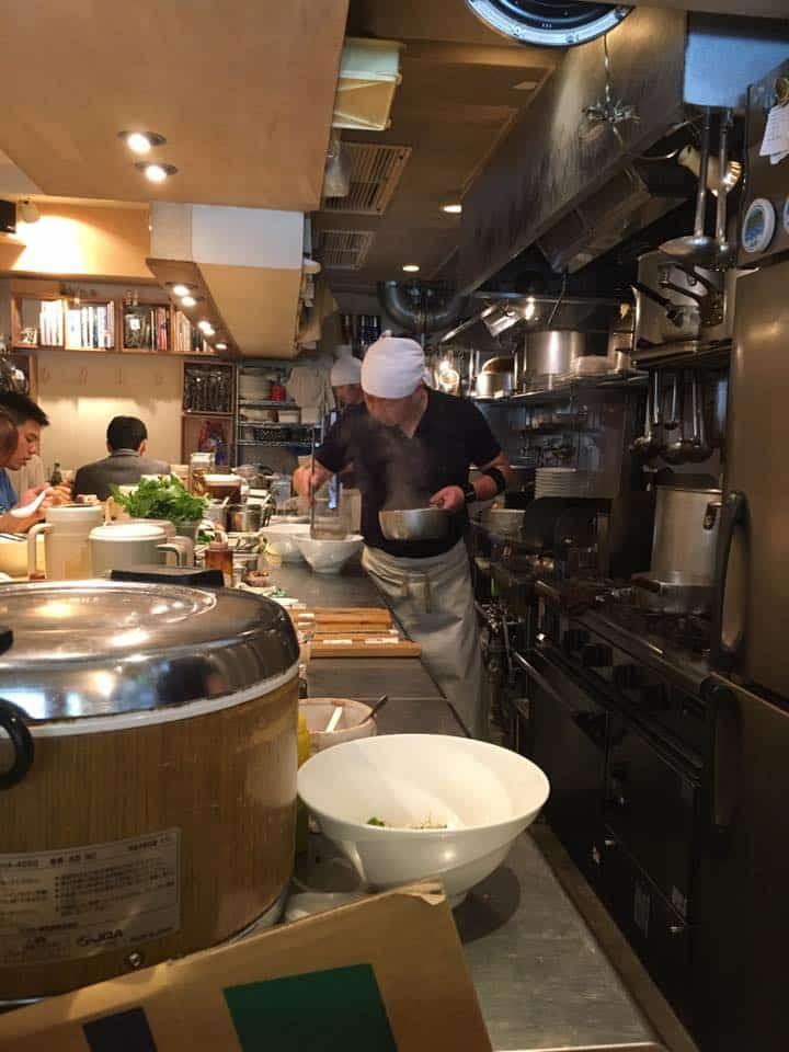 Motenashi Kuroki – Tokyo