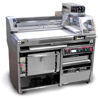 Udon Noodle Making Machine - SUPER-SHINUCHI