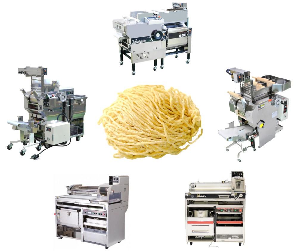 Chương trình giới thiệu và thử nghiệm máy làm mì trực tuyến theo yêu cầu - MIỄN PHÍ